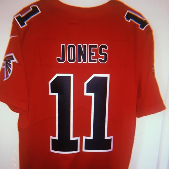 detailing 2e6ef aff87 Atlanta Falcons Julio Jones Jersey (Color Rush)